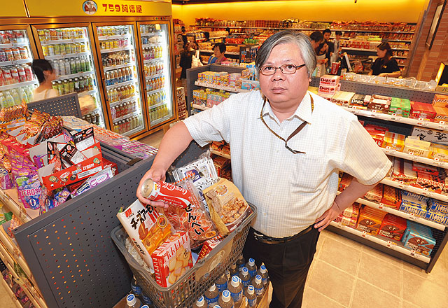 Lam Wai-chun, the chairman of the 759 STORE, is seeking lower rents and diversifying into new product lines to overcome the softness in Hong Kong's retail sector.