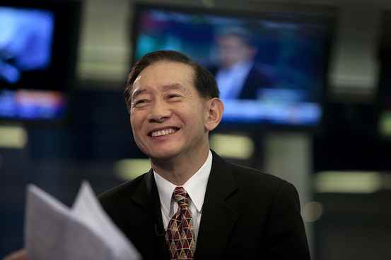 Peter Wong Tung-shun of Asia-Pacific chief executive, HSBC Holdings