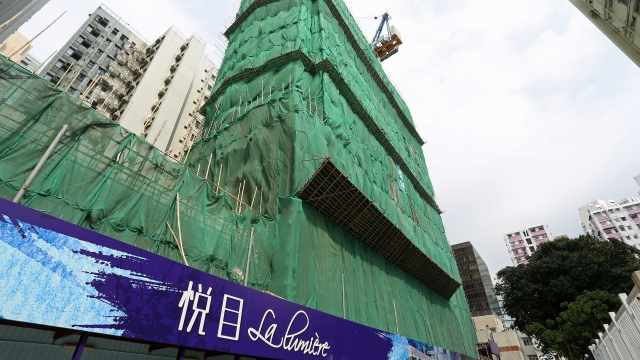 Cheung Kong put the last 32 flats at La Lumiere on the market after clearing all 76 units in its Saturday sales, 75 of which went in less than an hour.