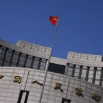 China central bank cut RRR by 100 basis points