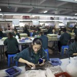 China factory activities lowest in a year