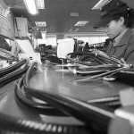 China factories in contraction as economy slowdown