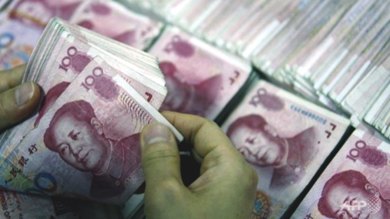 RMB Banks Deposits in China is on the sustainable development.