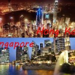 Hong Kong ranks after Singapore in financial centre index