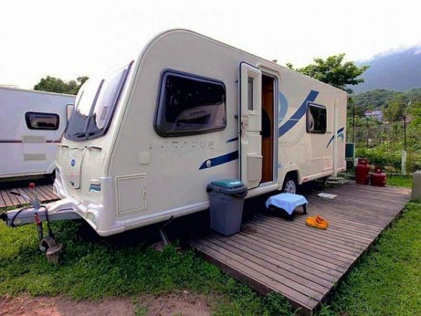 Living in Recreational Vehicles?