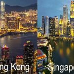 Cooling China economy hits Hong Kong and Singapre