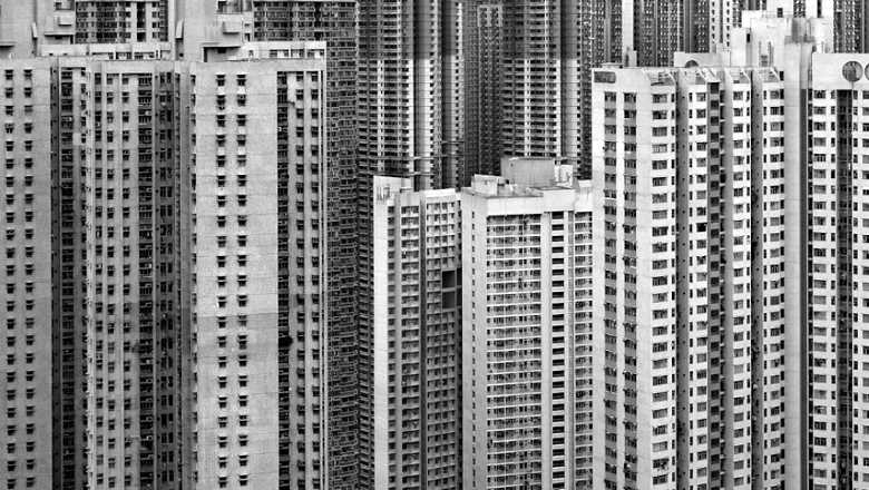 The crowded Hong Kong home flats are far beyond affordable.
