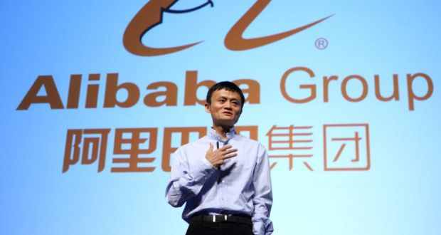 John MA , the major founder of Alibaba Group which is China's largest e-commerce business.