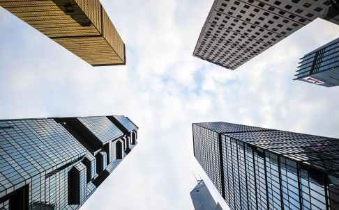 For overall Grade A office rents in Hong Kong's prime Central business district, they averaged at US$186 per sq ft.